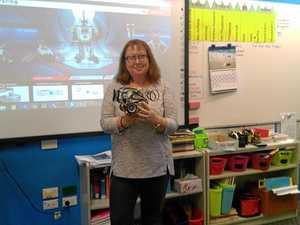 Primary school teacher Shontelle Lewis has won a trip to Denmark