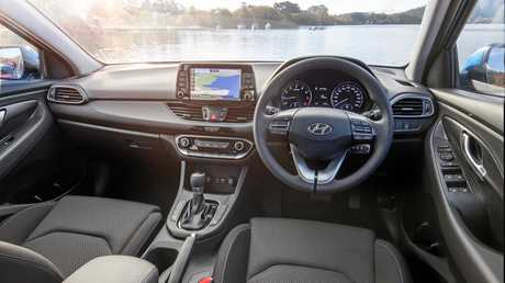 Hyundai has launched its third generation i30 priced from $20,950.