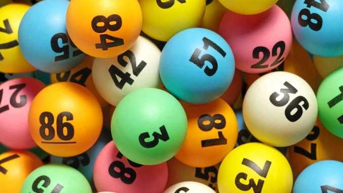 Moonee Beach Newsagency has sold the winning lottery ticket.