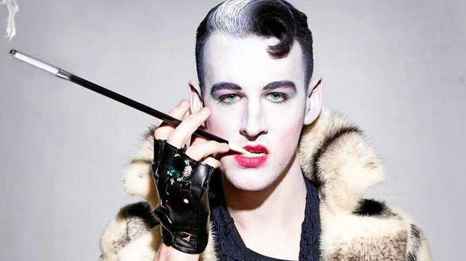 FEATURED: Cruello de Vil (Brendan Hay), the playboy son of renowned villainess Cruella de Vil.