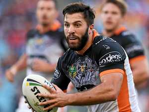 Tigers lose star fullback to Sydney Roosters