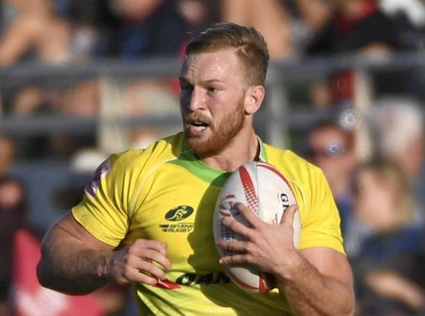 BACK IN SQUAD: Boyd Killingworth returns to the Australian Rugby 7s squad for their matches in Paris after concussion ruled him out in Singapore. in
