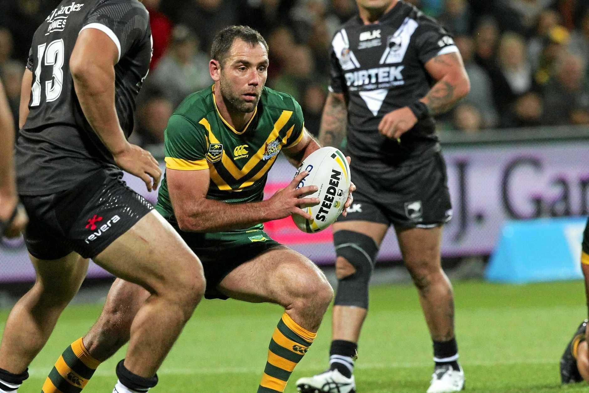 Cameron Smith has been the subject of a Twitter prank it seems.