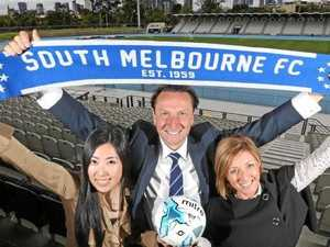 Socceroo backs south-east Melbourne's A-League bid