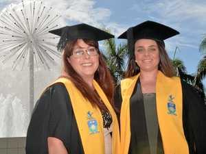 Health graduates in the majority at CQUniversity Mackay graduation