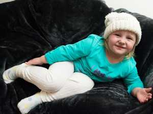 Girl, 4, helps save mum's life after RTV rollover
