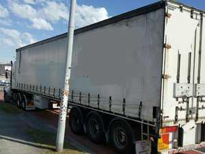 Truck clocked doing 70km/h in crash spot