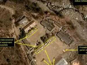 GET OUT: North Korea 'ready' for new nuclear test
