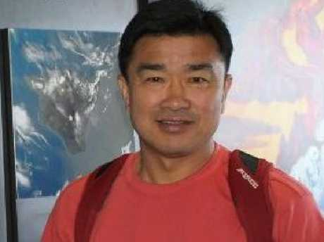 Tony Kim, also known as Kim Sang Duk, was detained for hostile acts to North Korea. Picture: Facebook Source:Supplied