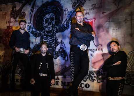 El Mad Mariachi band