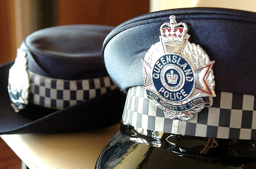 OPENNESS: Senior Sergeant Jamie Goodwin says Gladstone police now have the confidence of the community when it comes to domestic violence issues.