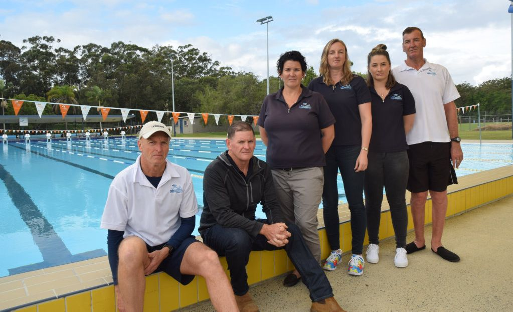 NEW MANAGEMENT: Lane 4 was awarded the tender to manage the Coffs Harbour, Sawtell and Woolgoolga swimming pools.