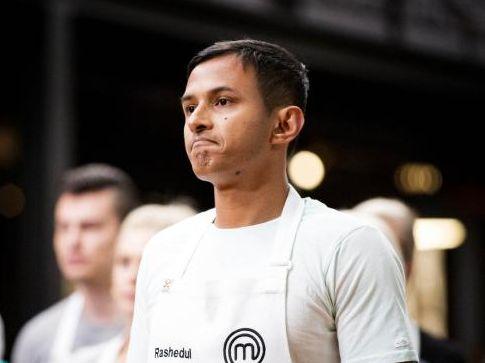 MasterChef 2017 contestant Rashedul Hasan.