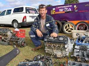 Plenty on offer at annual Lockyer Swap Meet