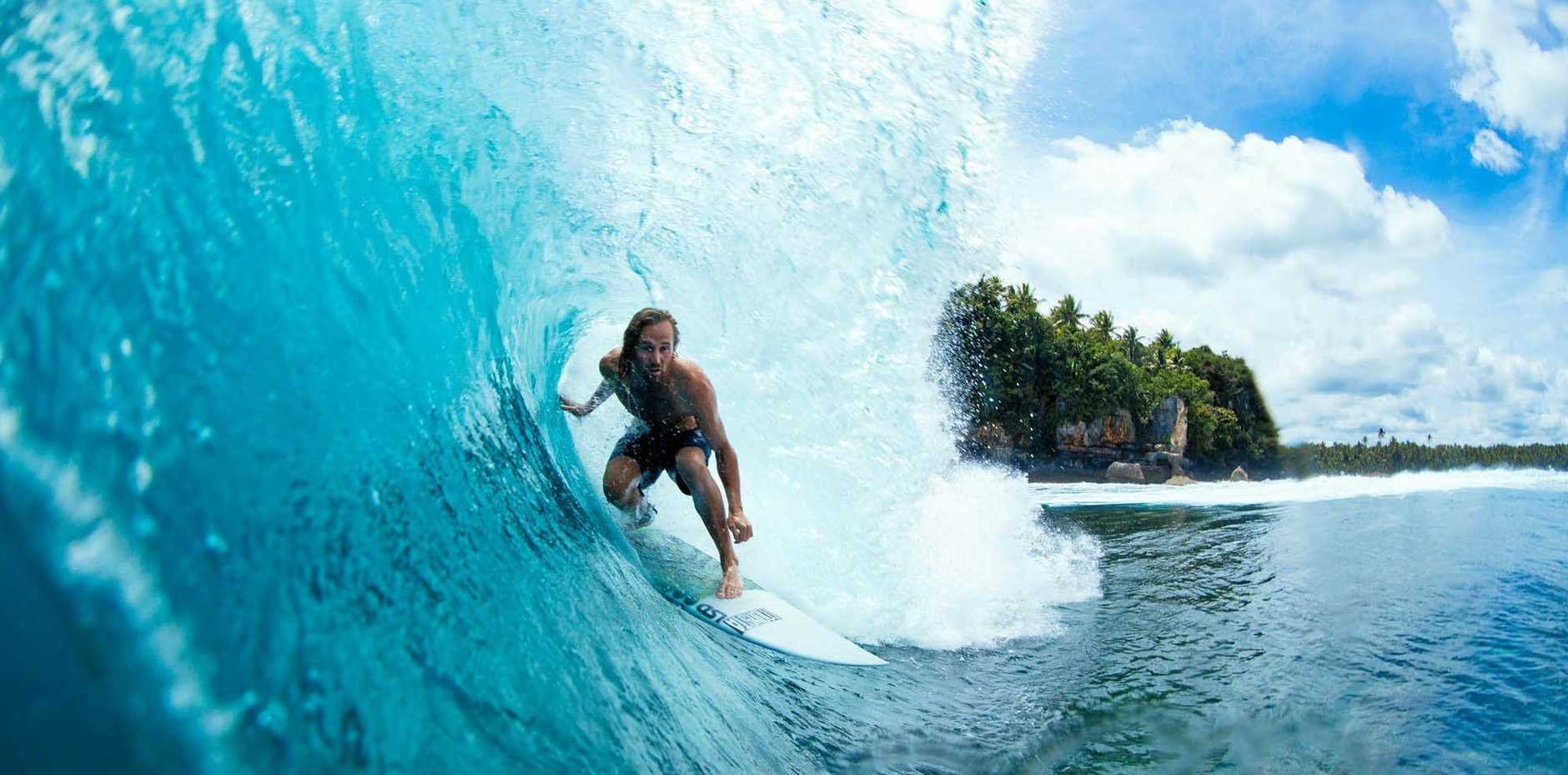 This new home grown film is set to make its mark at the Sunshine Coast Surf Film Festival.