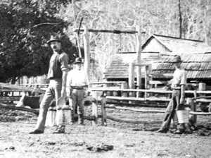 Life was tough for Conondale's pioneers