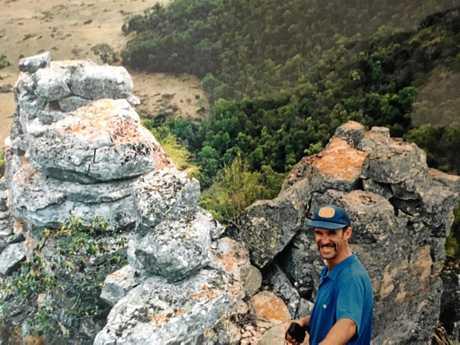 Darryl Woods at Mt Devil's Nest
