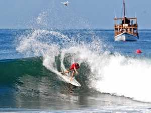 Surf Scene: Brenno's big day out in Bali