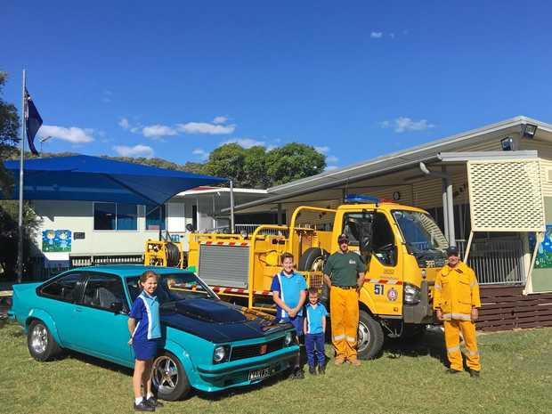 The fifth annual Prenzlau Pride Car Show is this Saturday at Prenzlau State School, benefiting the school and the Prenzlau Rural Fire Brigade