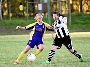 Hervey Bay women face off in Wide Bay League derby
