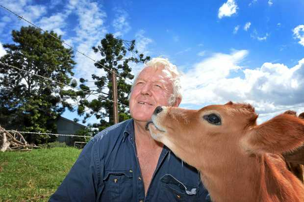 DEFENDING THEIR WAY OF LIFE: Dairy farmer John Cameron and his wife Jenny say they are defending their way of life in the wake of criticism from vegans.