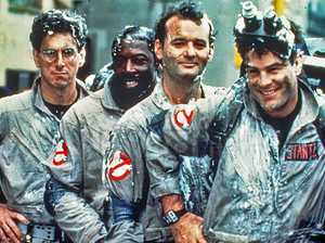 Gamble on Ghostbusters movie to be shot in Rocky
