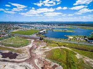 Roadworks begin for Coast's new $174m 'mini city'