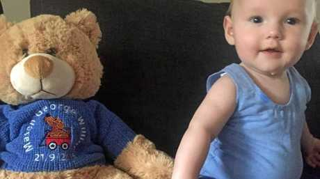Mason Willing was diagnosed with Cystic Fibrosis just days after he was born.