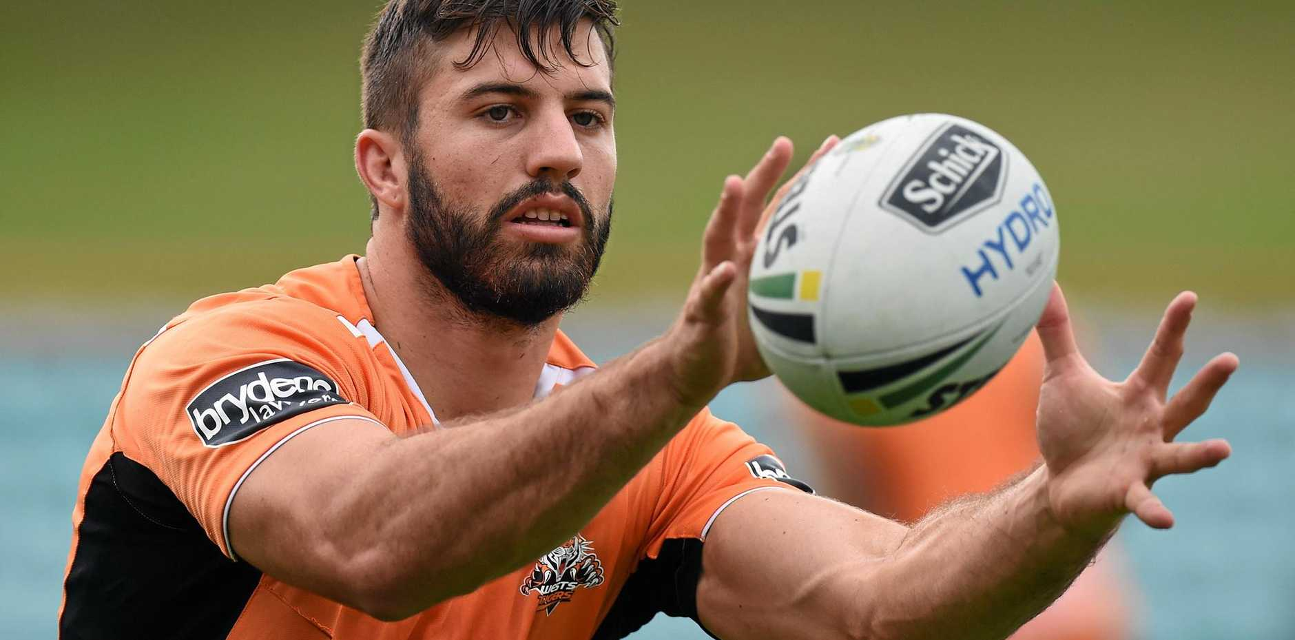 James Tedesco has revealed that a contract deadline imposed by Wests Tigers triggered his decision to sign with the Roosters.