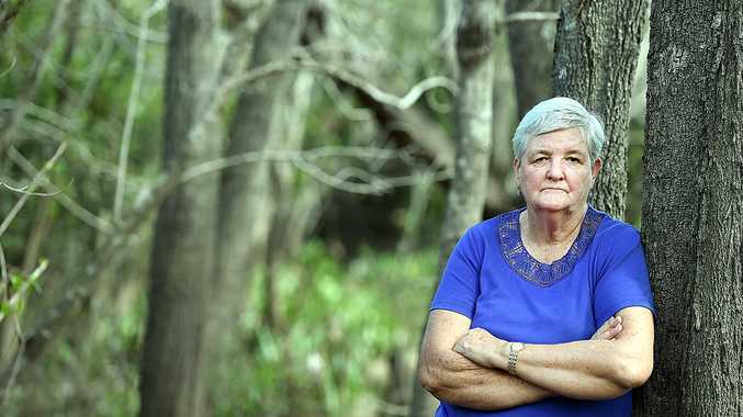 NOT HAPPENING: Susan River landholder Jan Whitaker is not happy about the proposed Colton mine and plans to fight.