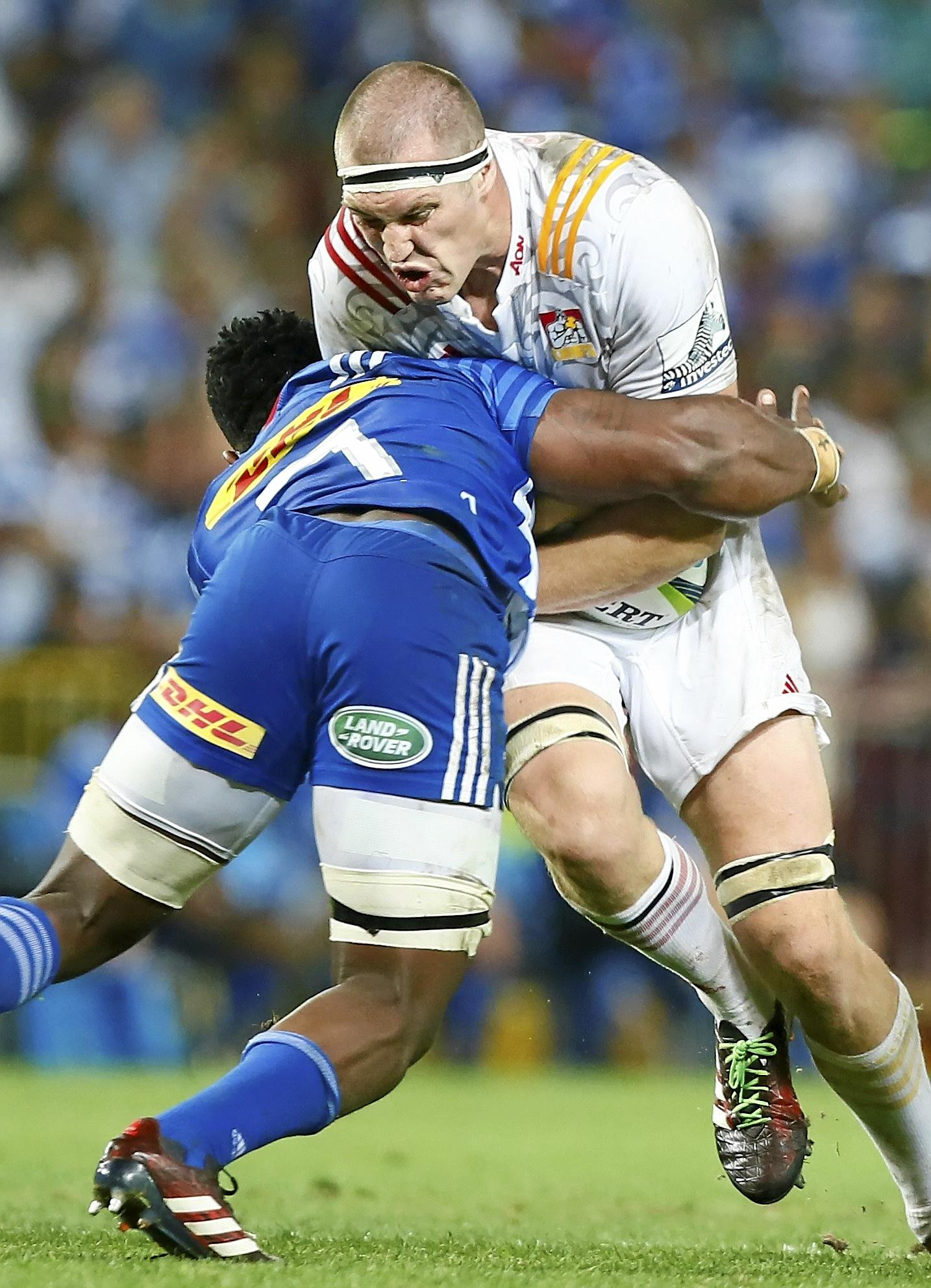 Chiefs lock Brodie Retallick looms as a key figure in the Super Rugby clash against the Reds on Saturday night.