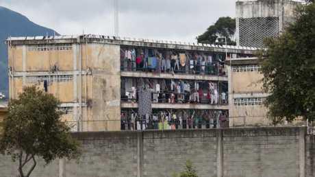 El Buen Pastor prison in Bogota where Cassandra Sainsbury is being held.
