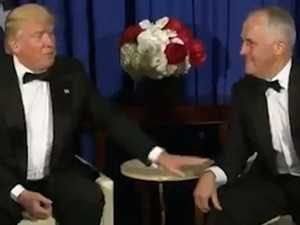 Turnbull meets Trump