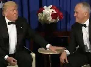 Turnbull meets Trump