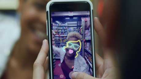 Facebook's Snapchat-like filters could cost its rivals users.