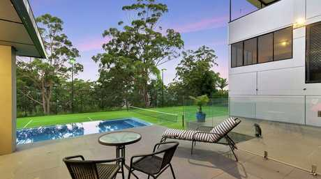 This home at 1 Rosewall, Mount Kynoch has hit the market for $1.85 million.