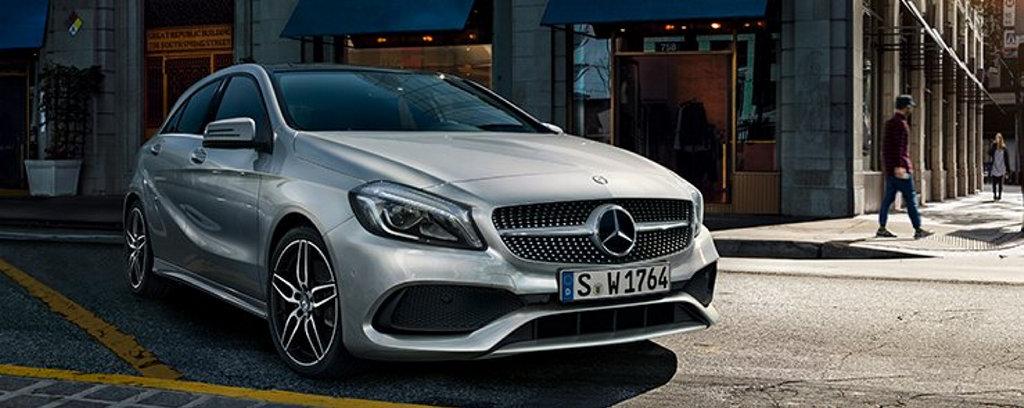 Mercedes-Benz A Class A-180.