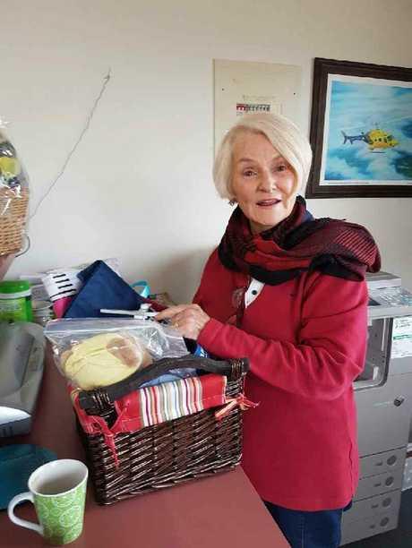 LifeFlight volunteer Errol Kerr has spent countless hours at the Toowoomba base.