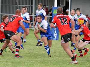 Tough start for young Stanthorpe Gremlins side