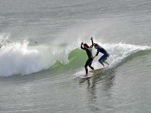 Epic mid-week surfing session looms as conditions build