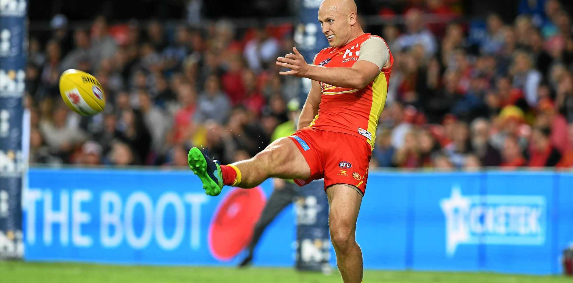 Gary Ablett will be part of the Suns team to play in China next week.