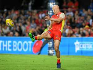 Ablett welcome back at Geelong, say Johnson, Bartel