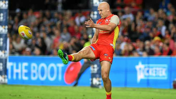 Suns player Gary Ablett is one of those travelling to play in China.