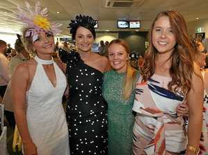 Track-side glamour at triumphant Callaghan Park race return