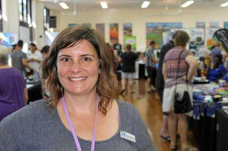 Mackay Regional Council community development officer Tracey Heathwood