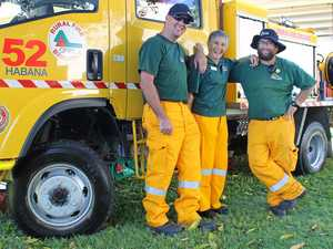 SES ran out of application forms at Volunteer Expo