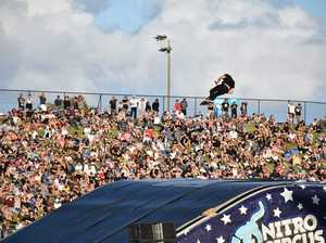 Nitro Circus on the Sunshine Coast