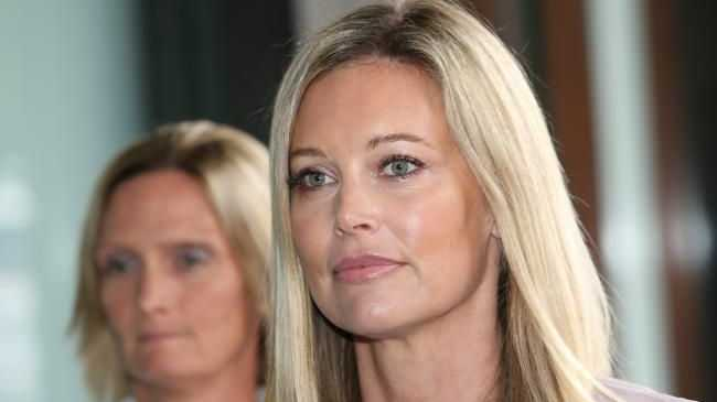 "Former Getaway star Kelly Landry wasn't happy with her $100-a-week ""allowance""."