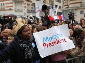 French election: Emmanuel Macron defeats Marine Le Pen