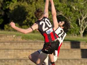 South Burnett vs South Toowoomba